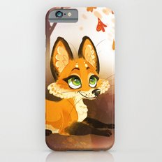 Autumn Fox iPhone 6s Slim Case