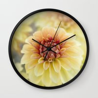 fifth harmony Wall Clocks featuring Harmony by Kim Hojnacki Photography