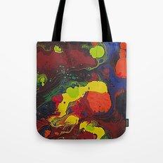 Abstract Colibrii. Tote Bag
