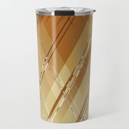 Experimental pattern 4 Travel Mug