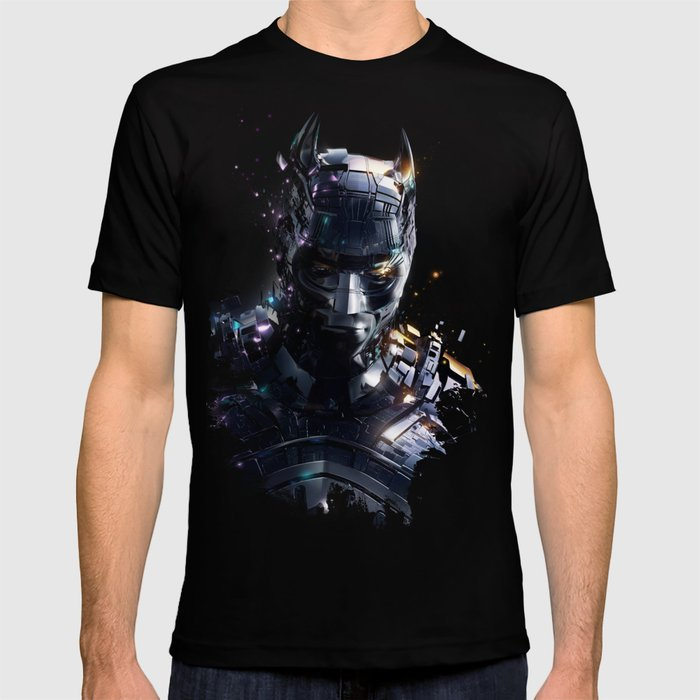 The Caped Crusader T-shirt