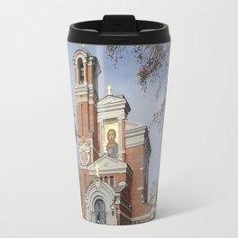 Kaplica Swiatopelk Mirskich Travel Mug