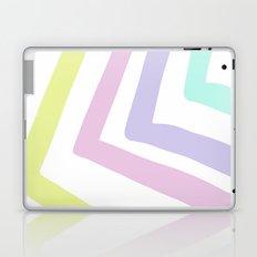 Rainbow Lightning Laptop & iPad Skin