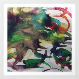 Abstract R4 Art Print