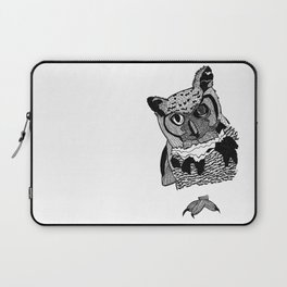 OWL EYES Laptop Sleeve