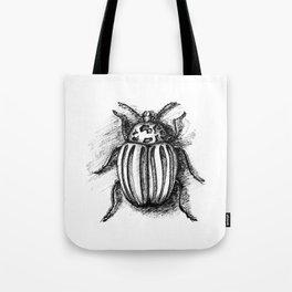 small bug Tote Bag
