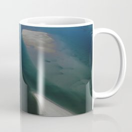 Mason's Inlet at Wrightsville Beach NC Coffee Mug