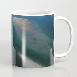 Mason's Inlet at Wrightsville Beach NC Coffee Mug