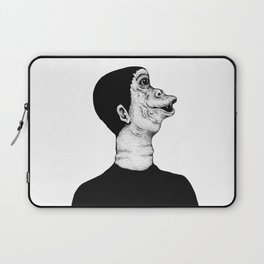 He's handsome as hell. Laptop Sleeve