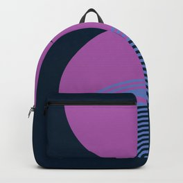 Midnight Shapes 85 Backpack