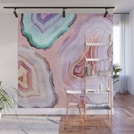 Mineral Agates #Glam collection Wall Mural
