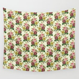 Redoute Bouquet Wall Tapestry