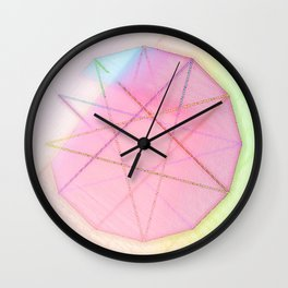 modulo 12 bright Wall Clock