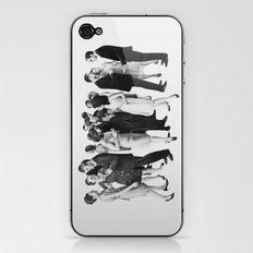 the cold war iPhone & iPod Skin