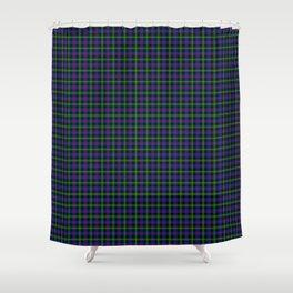 Farquharson Tartan Plaid Shower Curtain