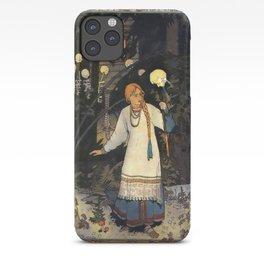 Vivid Retro - Vasilisa iPhone Case
