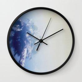 California Blur Wall Clock