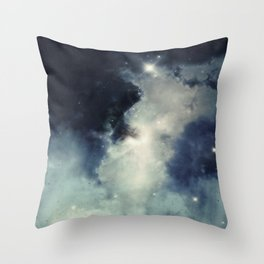 ζ Hydrobius Throw Pillow