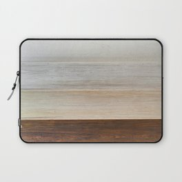Background wooden toning panels Laptop Sleeve