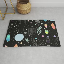 Crystal Witch Starter Kit - Illustration Rug