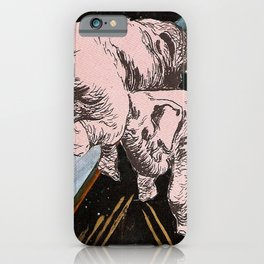 space fight iPhone Case