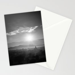 Bagan B&W Stationery Cards