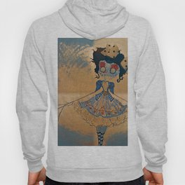 Velvetesque Dolls • Victorian Collection #3A Hoody