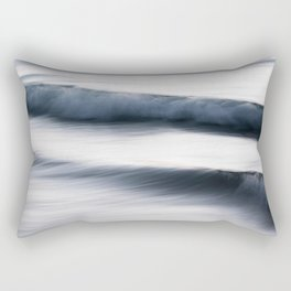 The Uniqueness of Waves XIII Rectangular Pillow