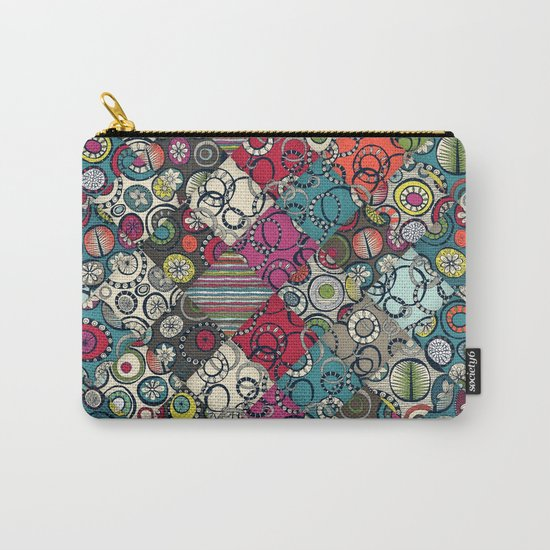 Honolulu diamonds Carry-All Pouch