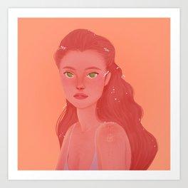 lily evans. Art Print