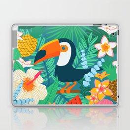 Tropical Flow Laptop & iPad Skin
