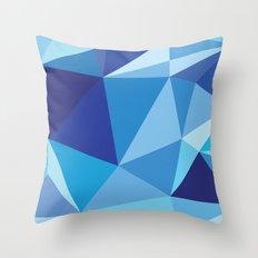 Geometric print Throw Pillow