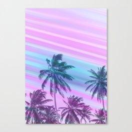 NUCLEAR SUMMER Canvas Print