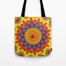 Fiesta Mosaic Tote Bag