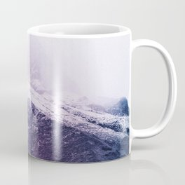 Lavender mountains Coffee Mug