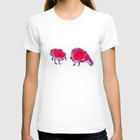 meat T-shirts featuring Meat meet Meat by didu didu