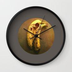 The Kiss (Banana Lovers)  Wall Clock