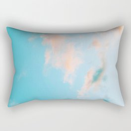 The Sky (Color) Rectangular Pillow
