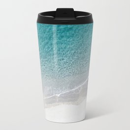 Drone Beach Travel Mug