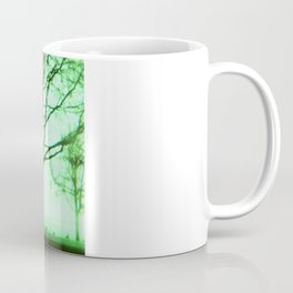 Green Fog Coffee Mug