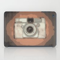 camera iPad Cases featuring Camera by Mr and Mrs Quirynen