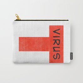 T virus Carry-All Pouch