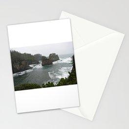 Far NorthWest - Cape Flattery, Olympic Peninsula, Washington State Stationery Cards