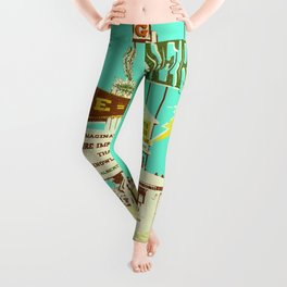 EVERYTHING IS ENERGY Leggings