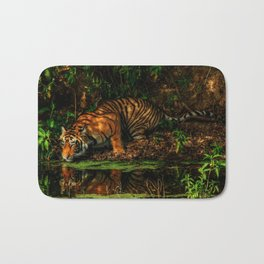 The Royal Bengal Tiger ( Bath Mat