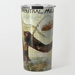 Neutral Milk Hotel Travel Mug