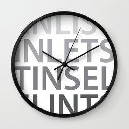 Silent Listen Wall Clock