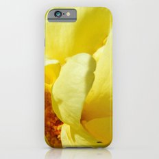 Yellow Flower iPhone 6s Slim Case