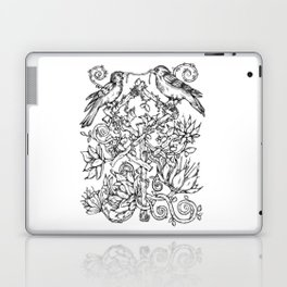Runes & Ravens Laptop & iPad Skin