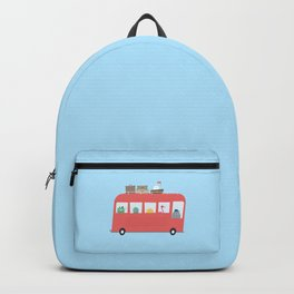 Funny Bus Backpack